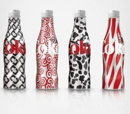 Coke Diet design by Diane Von Furstenberg